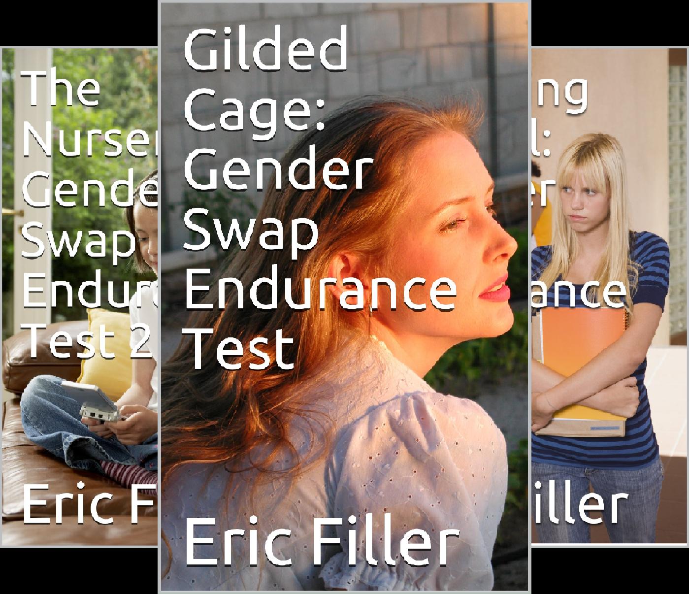 Gender Swap Endurance Test (3 Book Series)