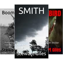 DS Jason Smith Detective Thriller (5 Book Series)
