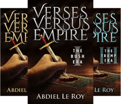 Verses Versus Empire (3 Book Series) by  Abdiel LeRoy