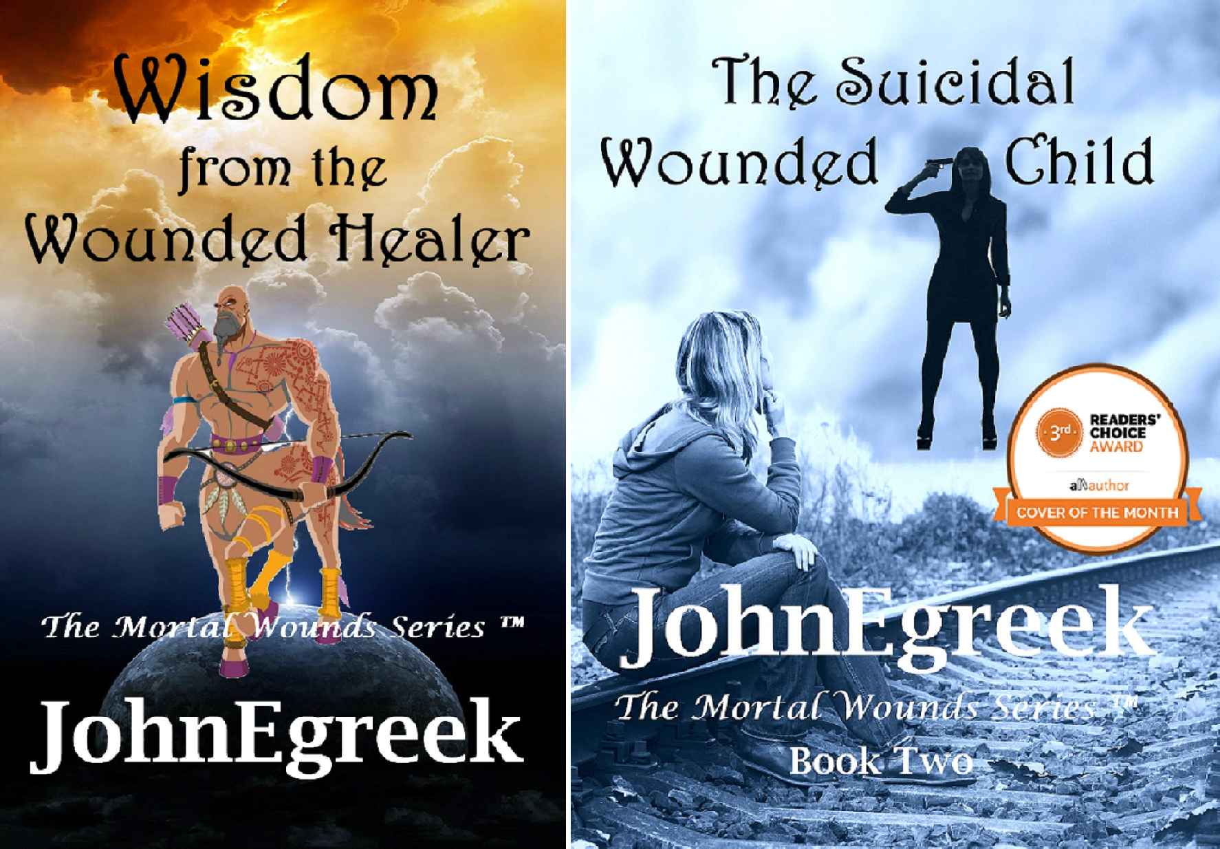The Mortal Wounds Series ™ (2 Book Series)