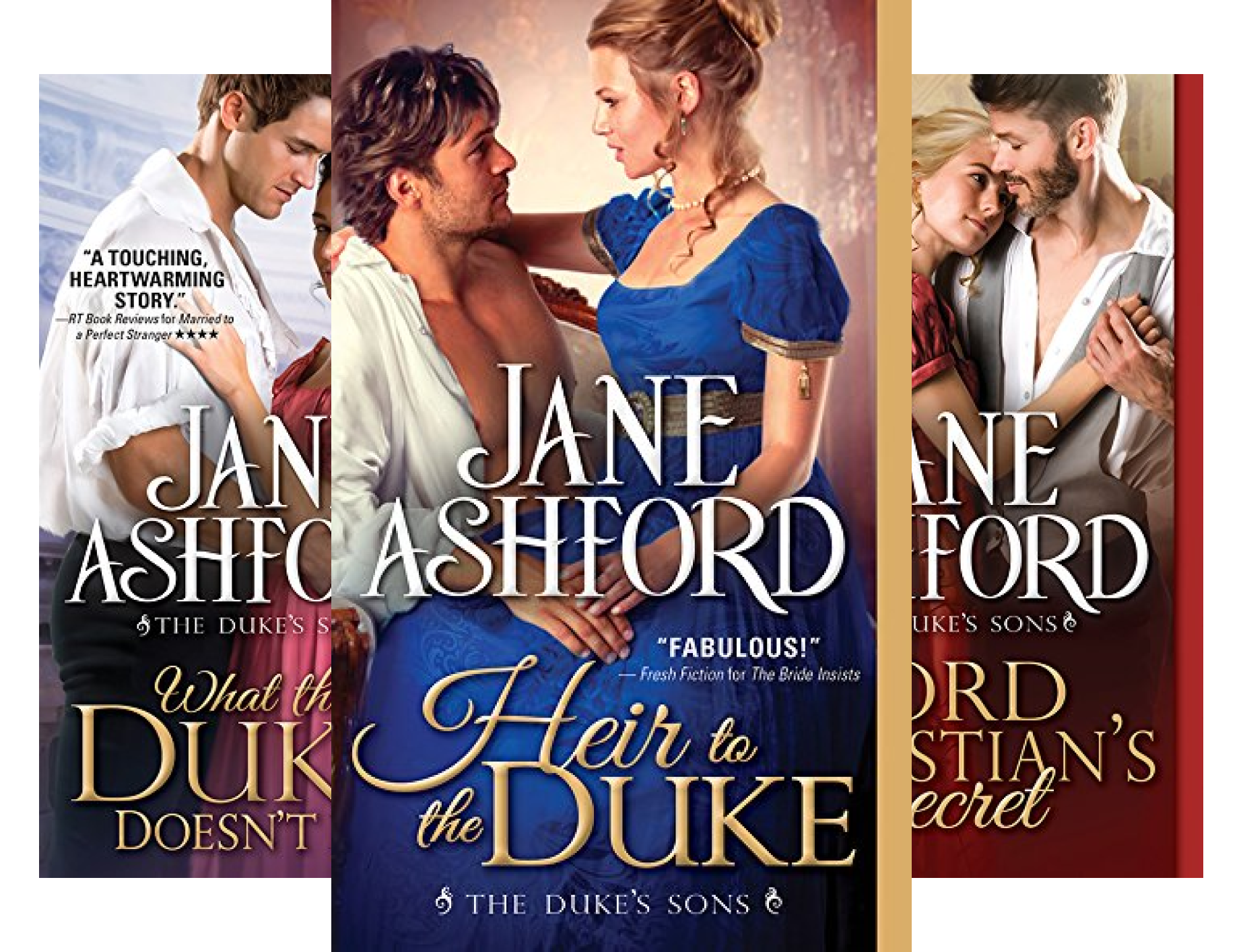 The Duke's Sons (5 Book Series)