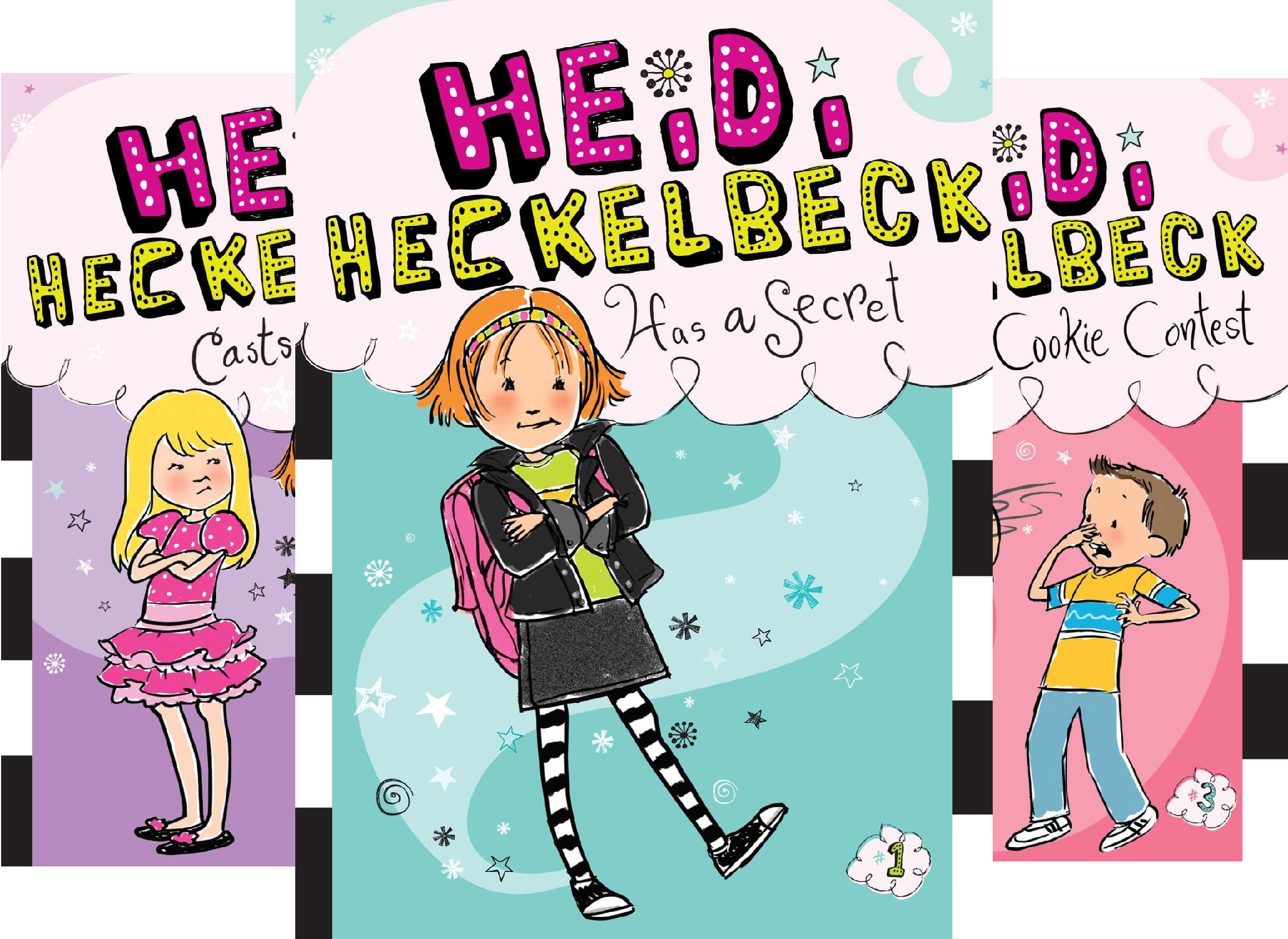 Collection: A Bewitching Four-Book Boxed Set: Heidi Hecklebeck Has a Secret; Heidi Hecklebeck Casts a Spell; Heidi Hecklebeck and the Cookie Contest; Heidi Hecklebeck in Disguise (4 Book Series) ()