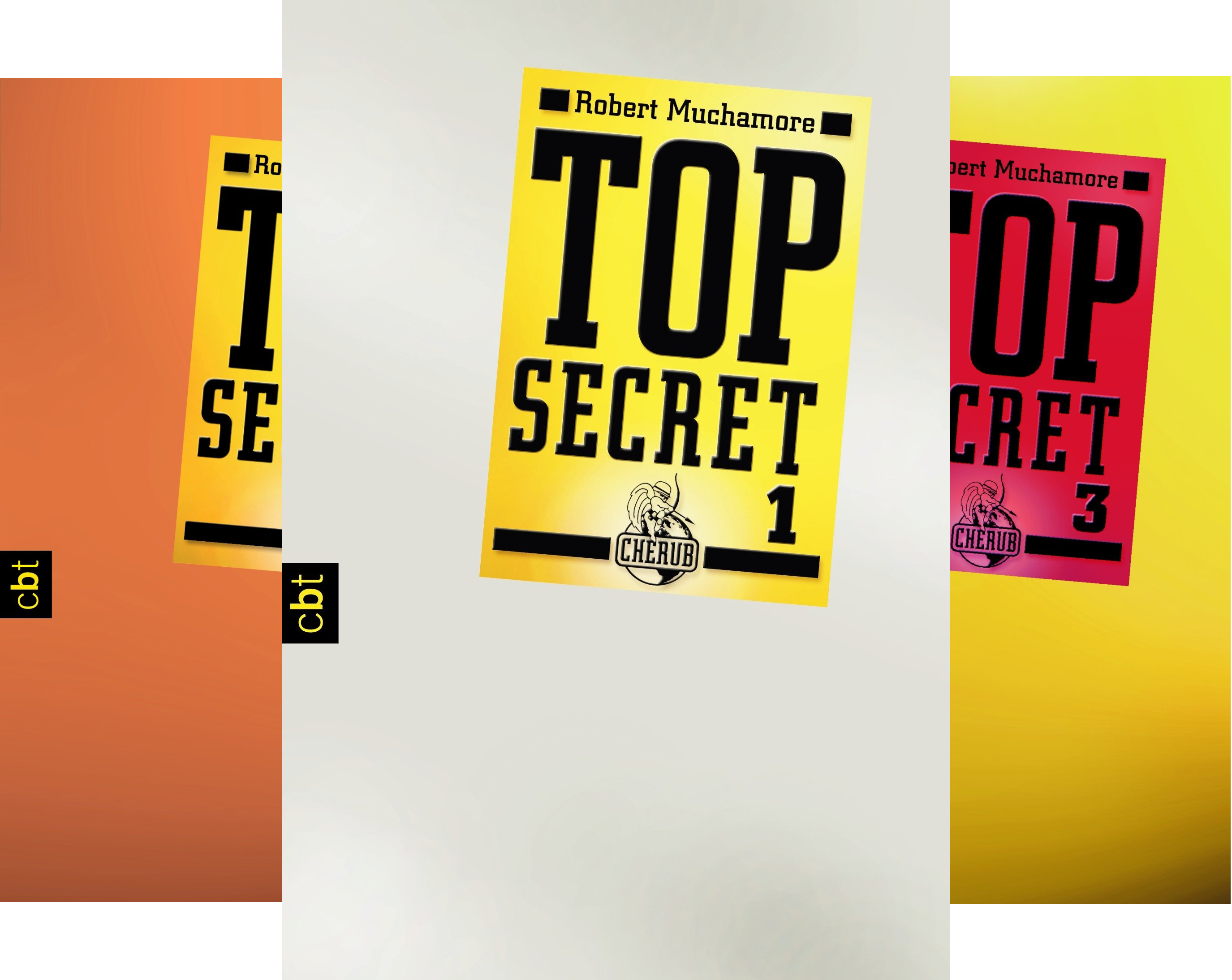 Top Secret (Reihe in 12 Bänden)