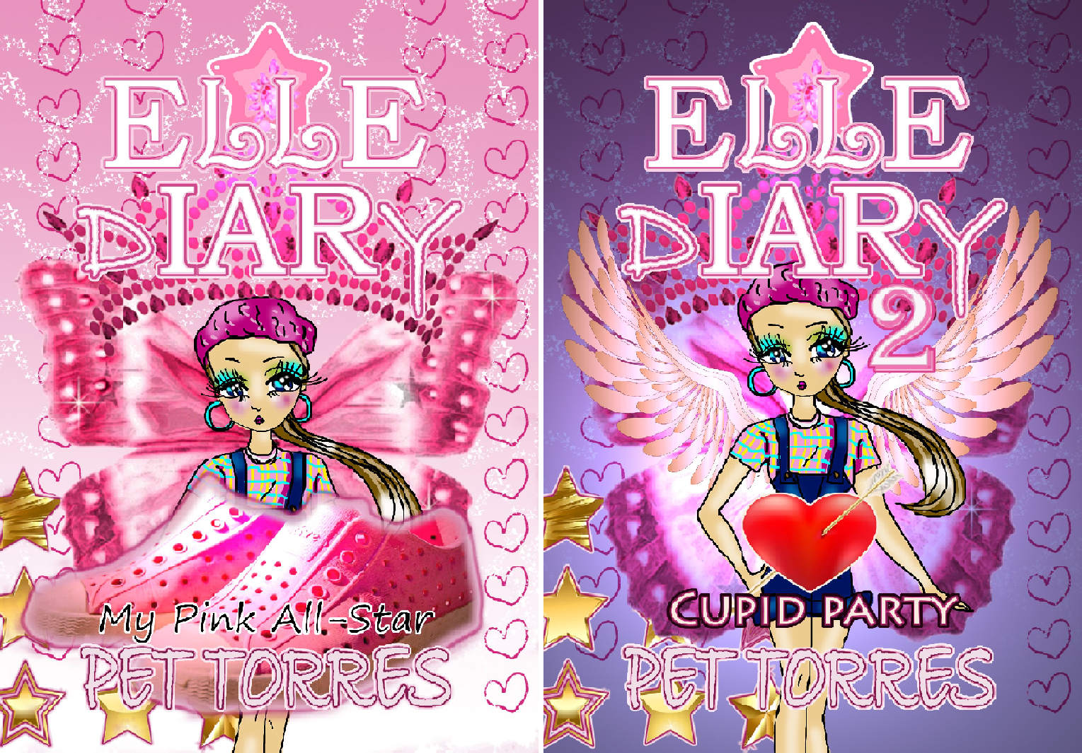 Elle's Diary (2 Book Series)
