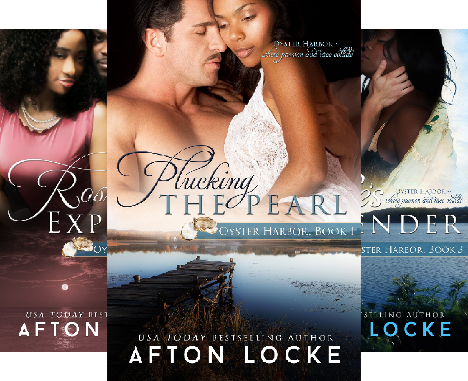 Oyster Harbor (4 Book Series) Oyster Harbor