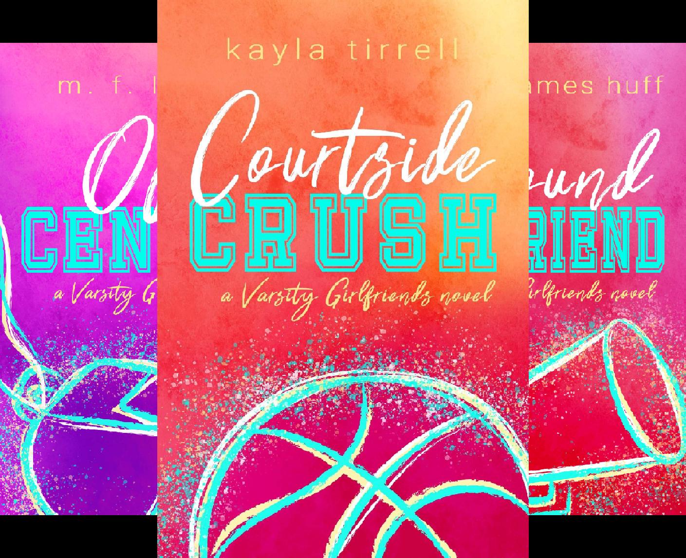 Varsity Girlfriends (4 Book Series) -