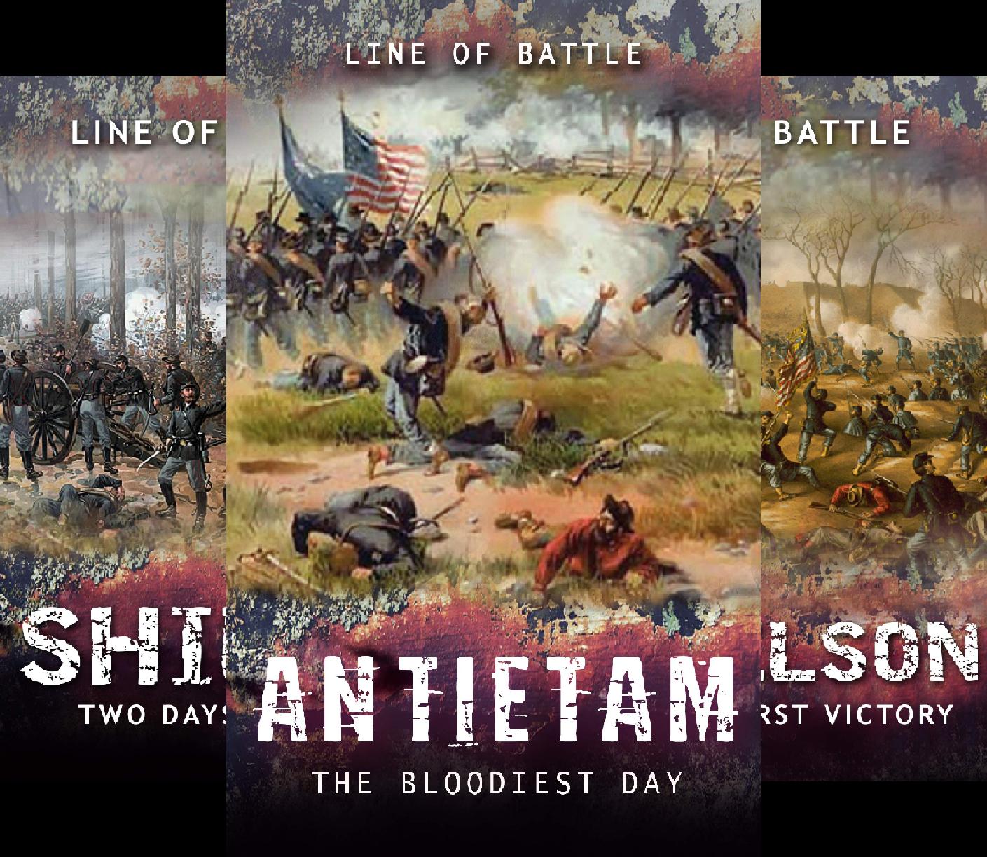 Line of Battle (8 Book Series)