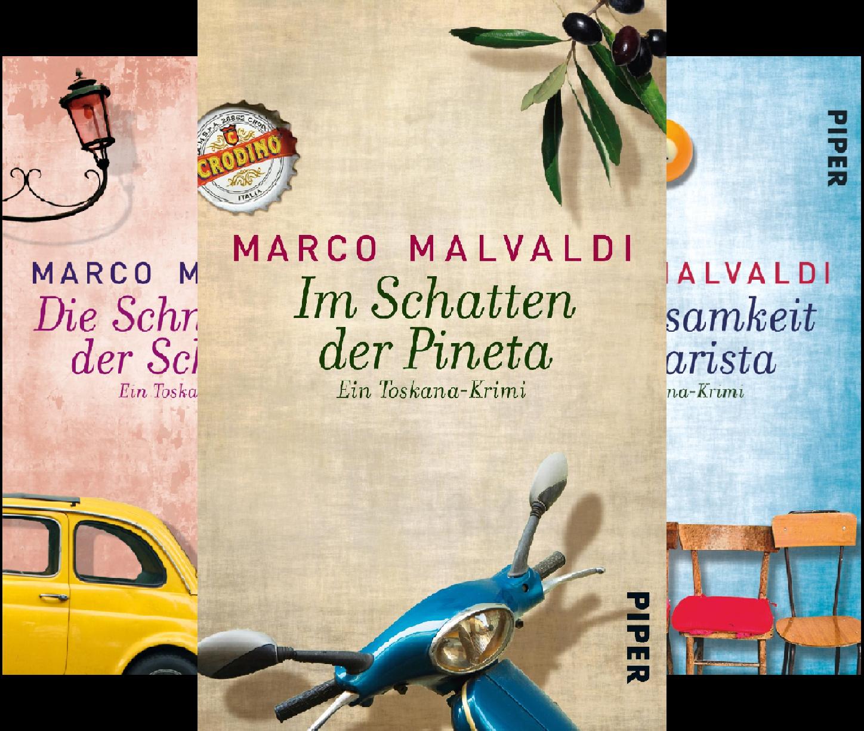 Barbesitzer Massimo Reihe (Reihe in 6 Bänden)