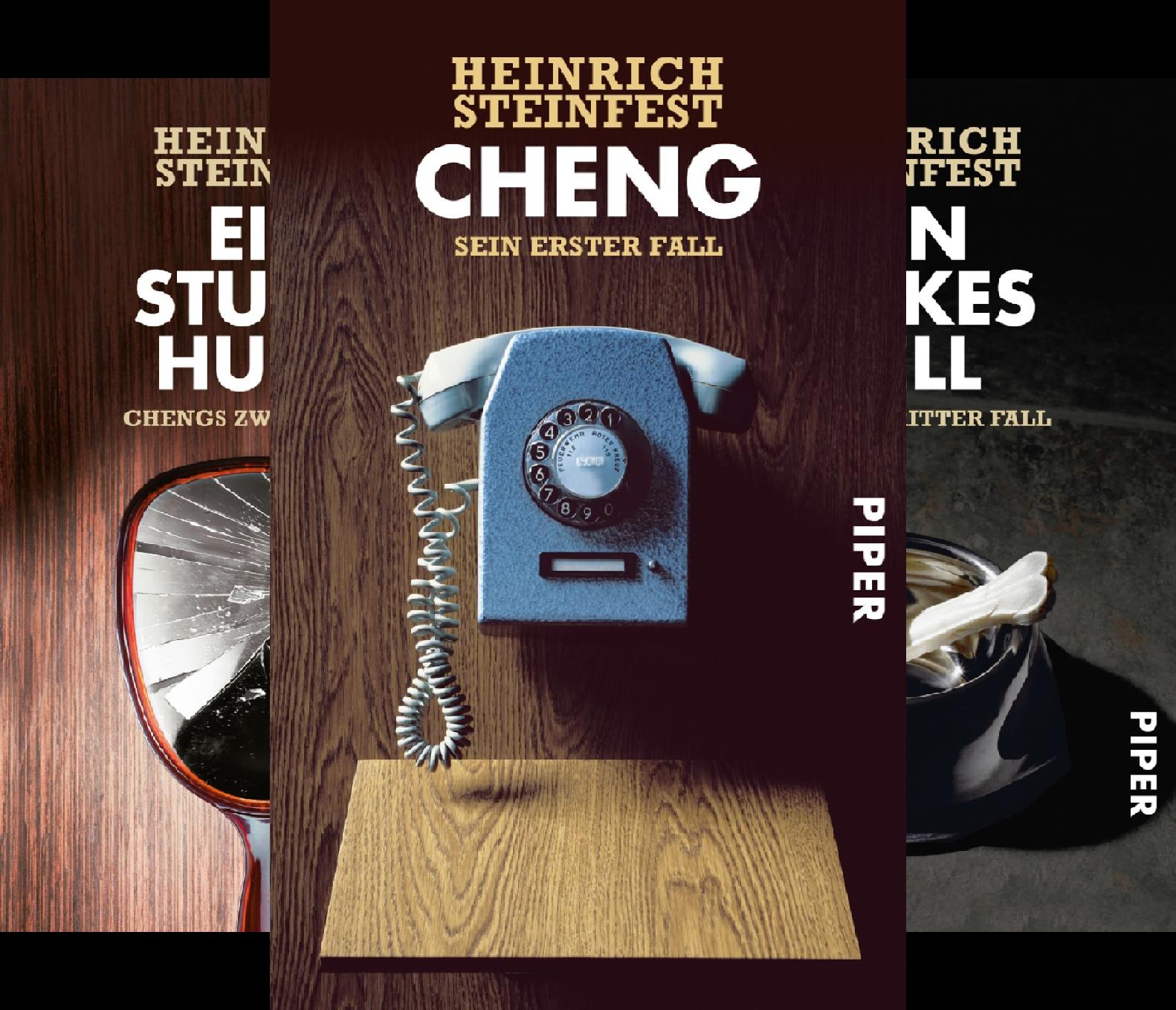 Markus-Cheng-Reihe (Reihe in 5 Bänden)