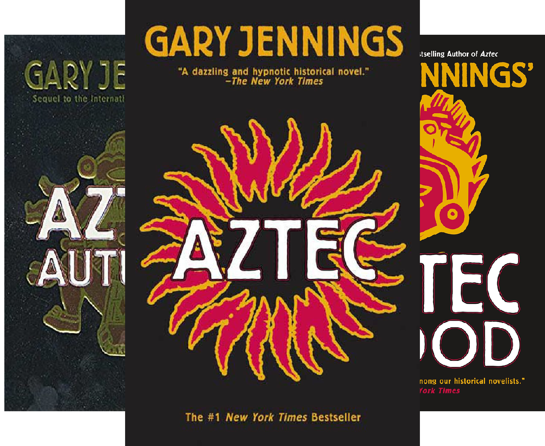 Aztec (6 Book Series)