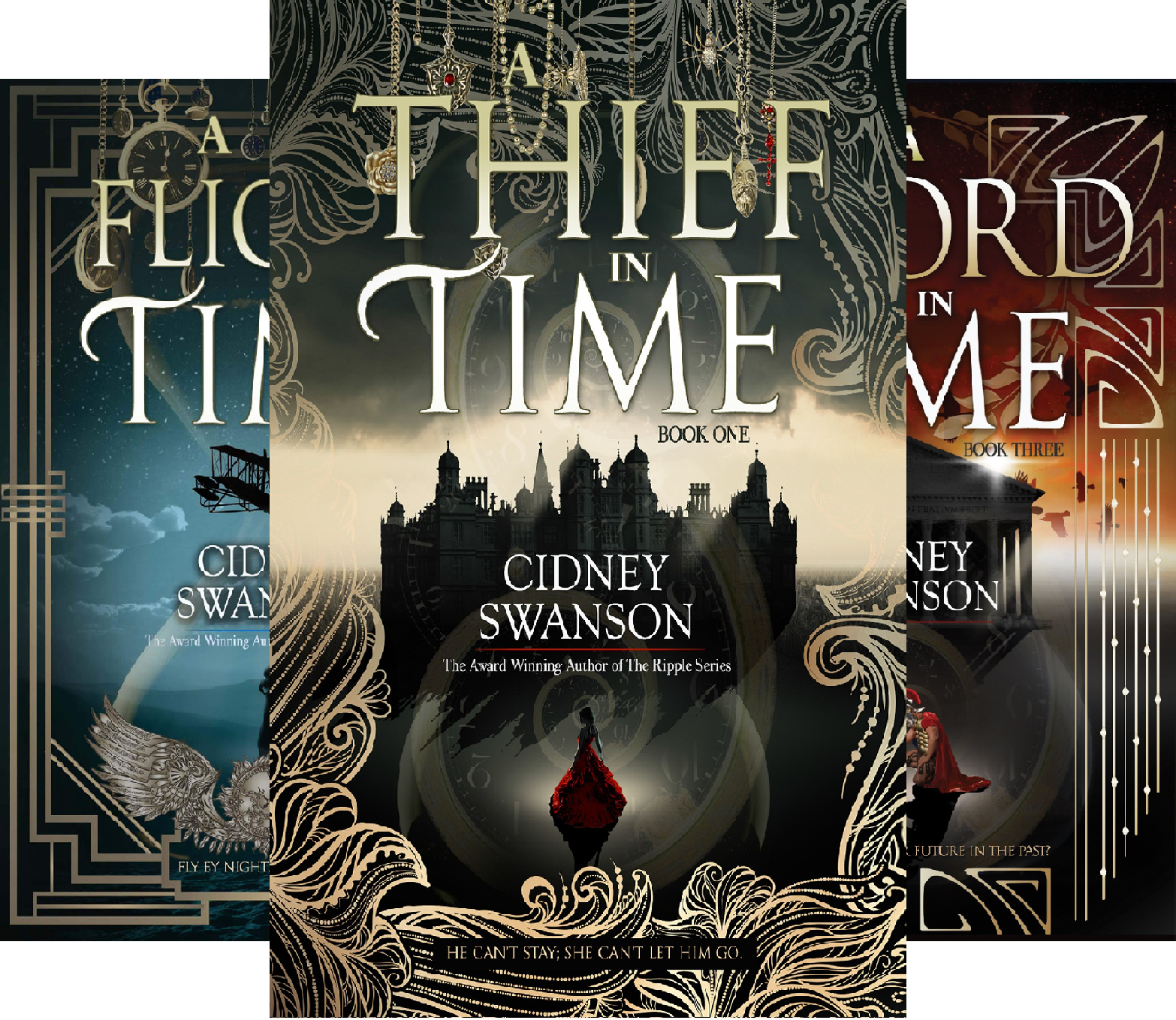 Thief in Time (4 Book Series)