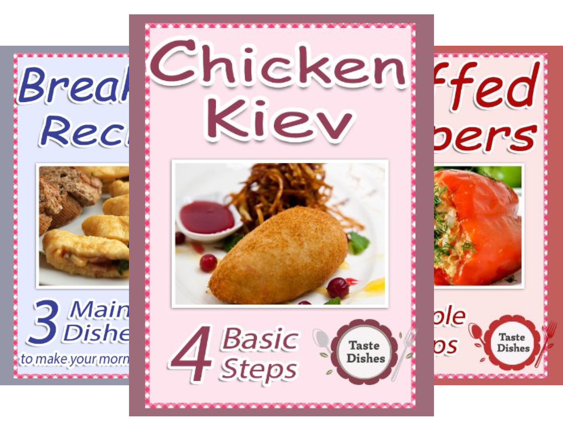 Taste Dishes (5 Book Series)