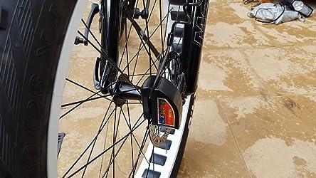 Echoice Motorrad Bremsscheibenschloss 6mm 110db Alarm Erschütterungsalarm Motorradschloss Wasserdicht Mit 1 5m Erinnerungskabel Für Motorrad Fahrrad Auto