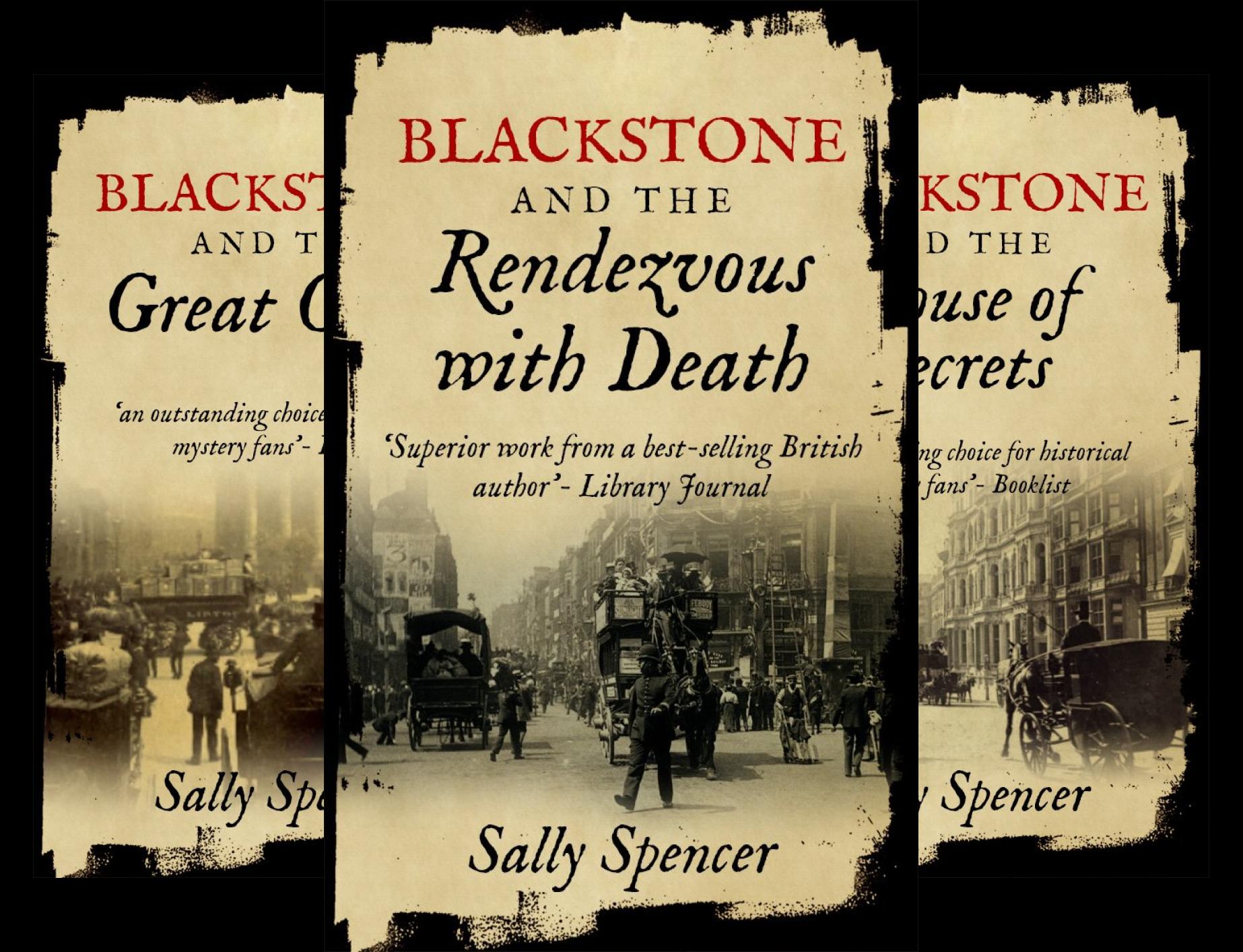 The Blackstone Detective Series (10 Book Series)