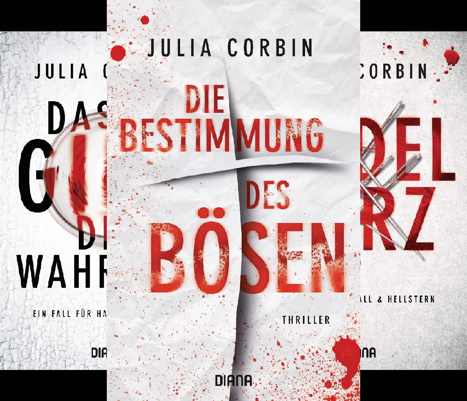 Julia Corbin (Reihe in 3 Bänden)