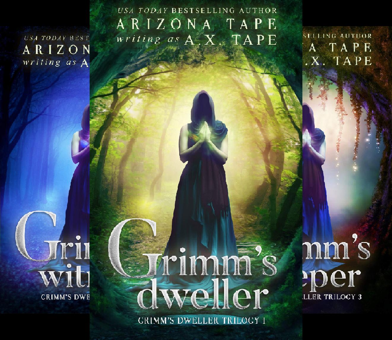Grimm's Dweller Series (3 Book Series)