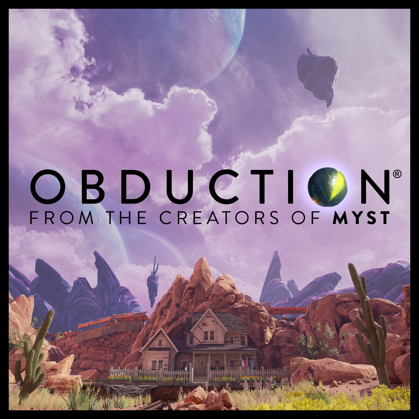 Price comparison product image Obduction (From the Creators of MYST) [PC / Mac Code]