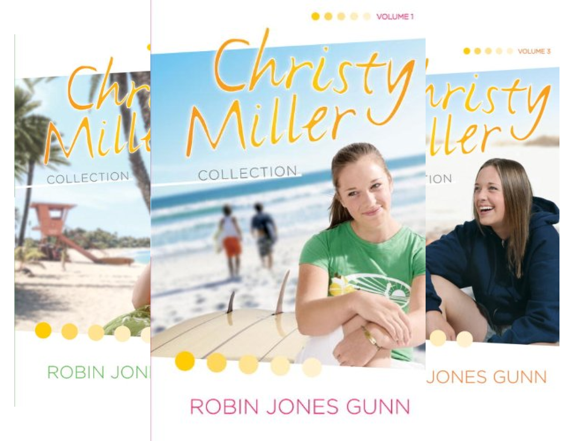 The Christy Miller Collection (4 Book Series) (Collection Christy Miller)