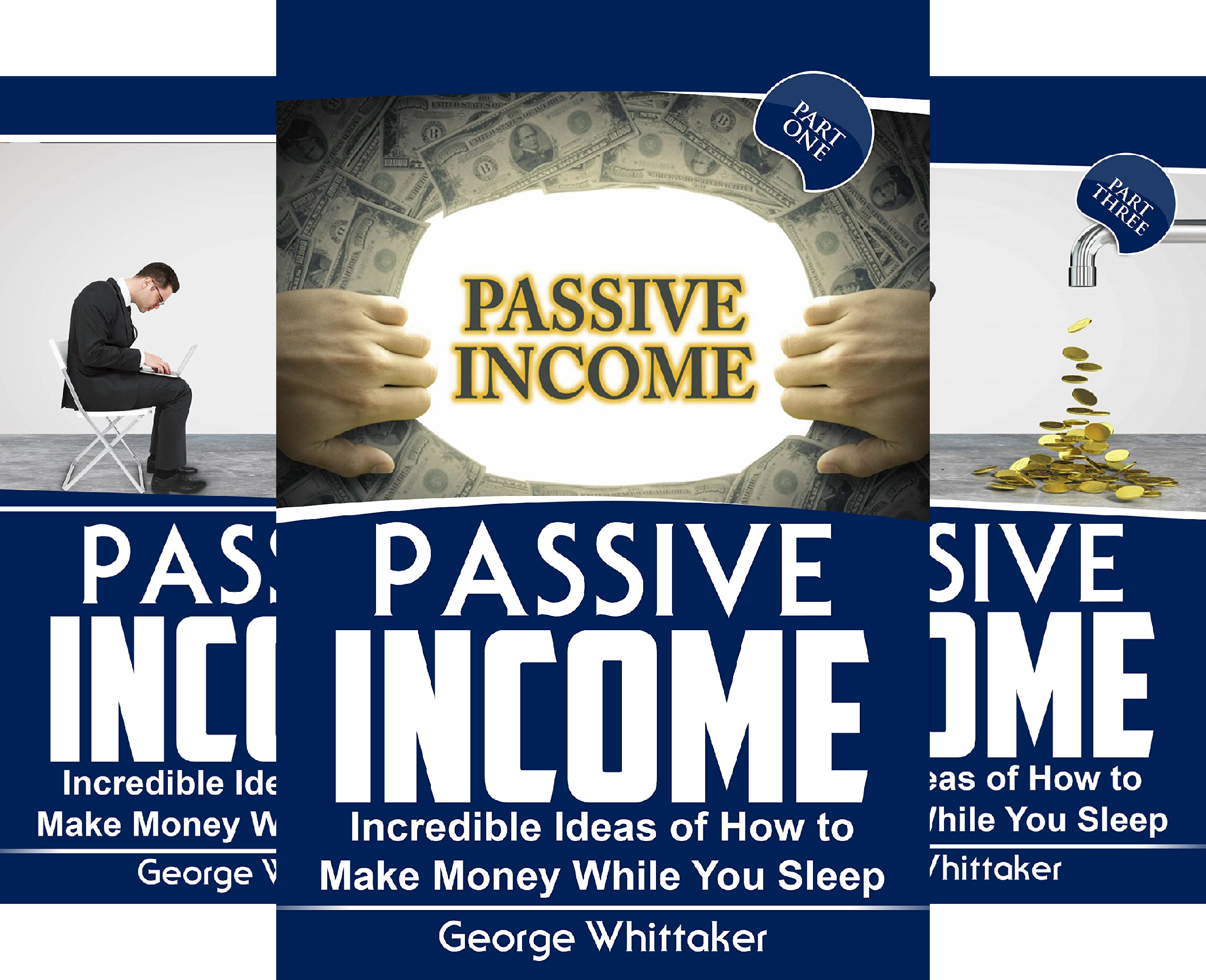 Online Business, Passive Income, Entrepreneur, Financial Freedom (7 Book Series)