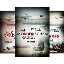 Kripo Bodensee (Reihe in 9 Bänden)