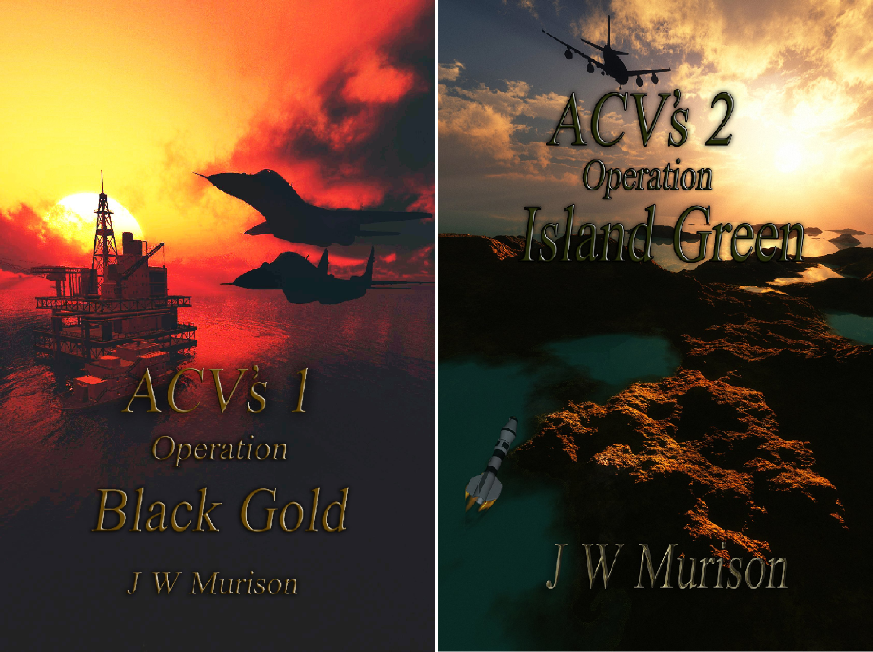 ACV's (2 Book Series)