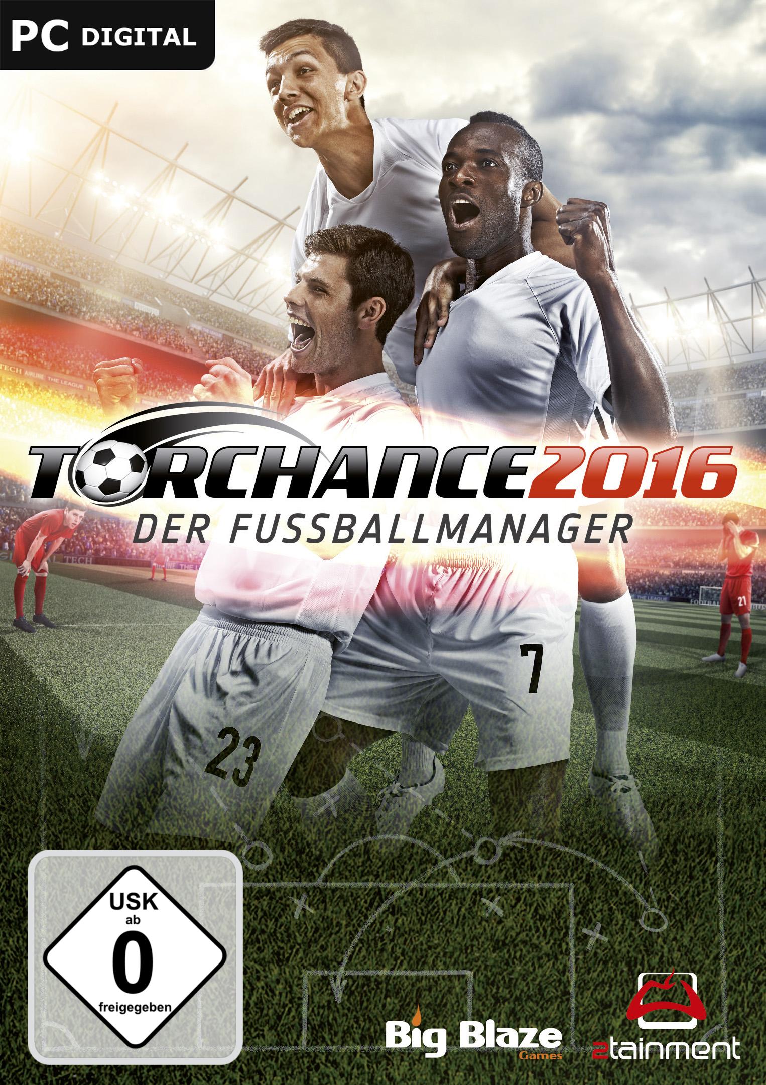 Torchance 2016 - Der Fussballmanager [PC Code - Steam] (Sport, Pc-spiele)