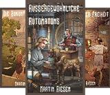 Steamforged Empires (Reihe in 4 Bänden)