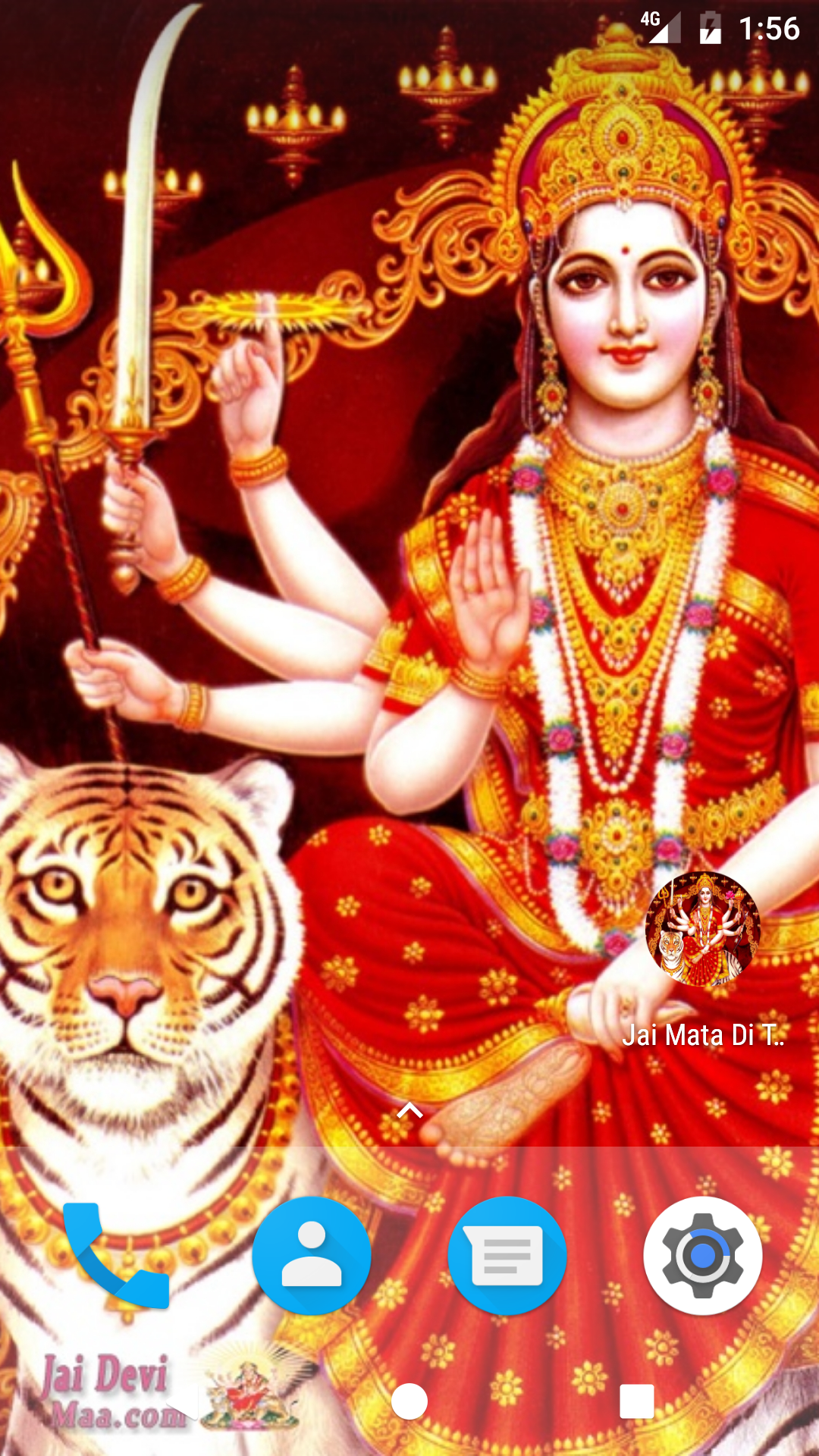 Jai Mata Di Hd Wallpapers Amazonfr Appstore Pour Android