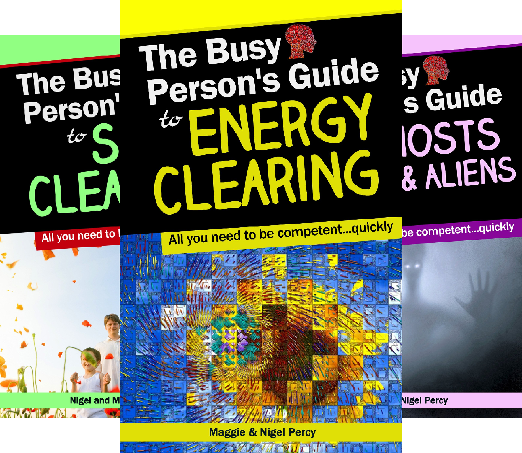 Busy Person's Guides (4 Book Series)