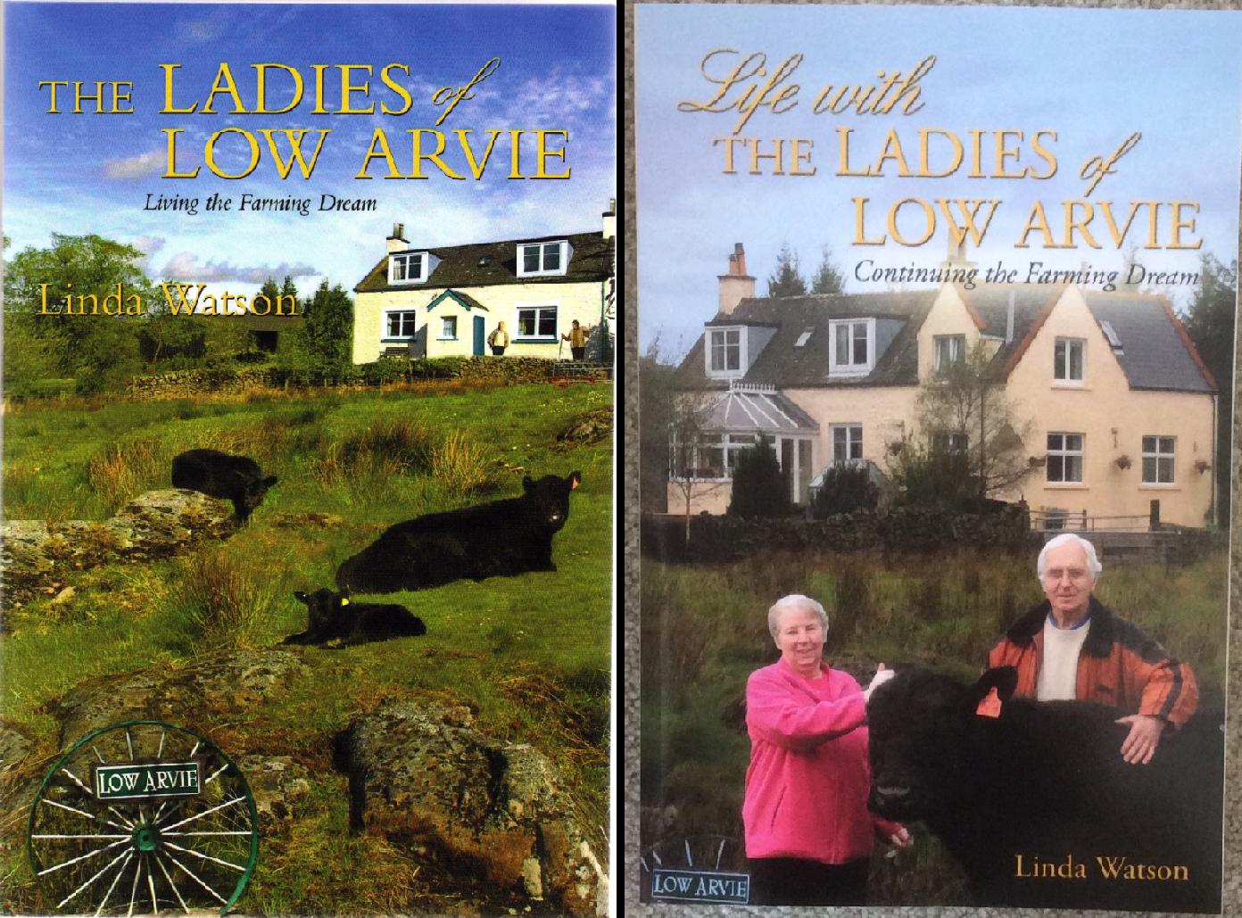 Low Arvie (2 Book Series)