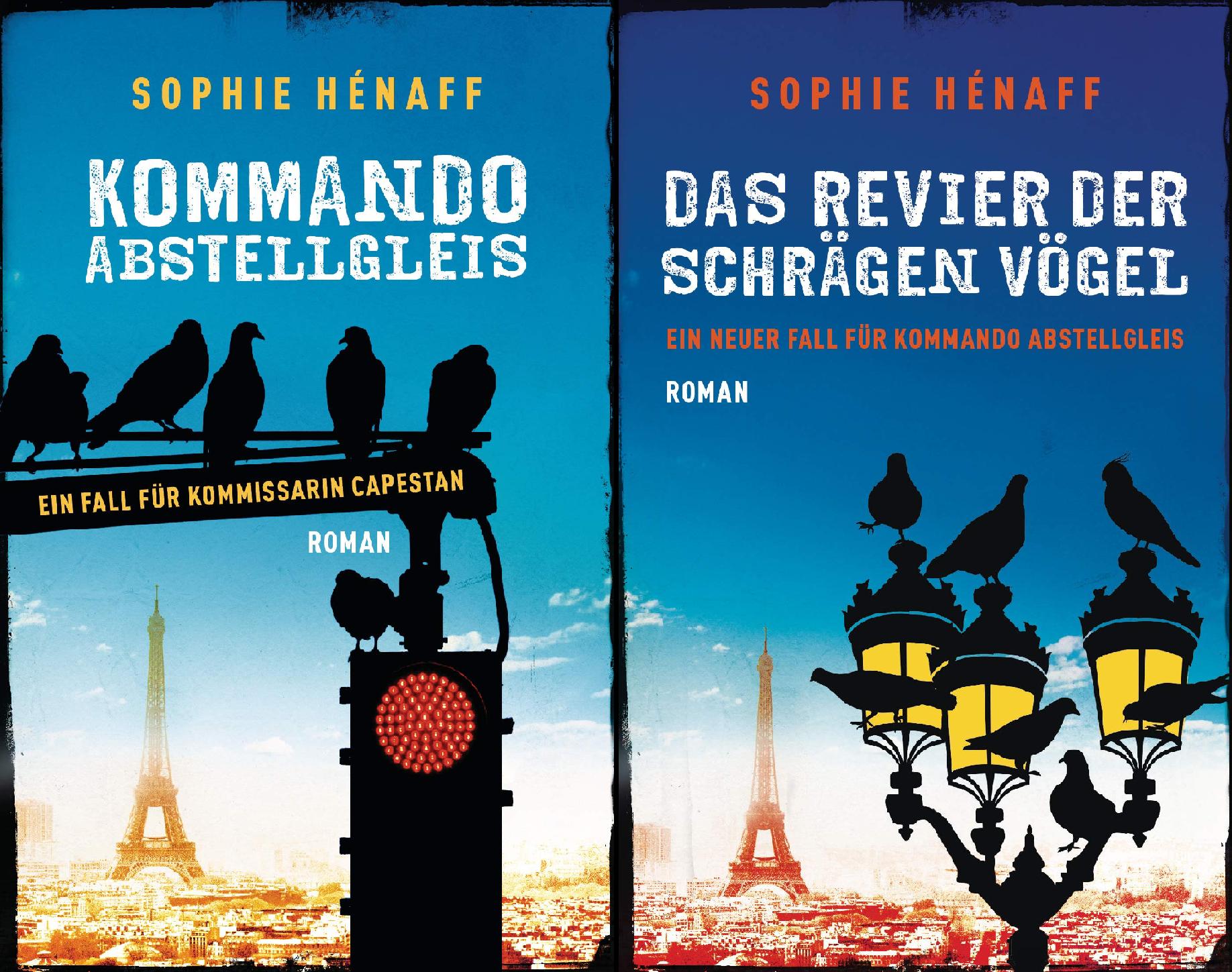 Kommando Abstellgleis ermittelt (Reihe in 2 Bänden) -