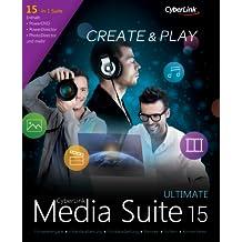 CyberLink Media Suite 15 Ultimate [Download]