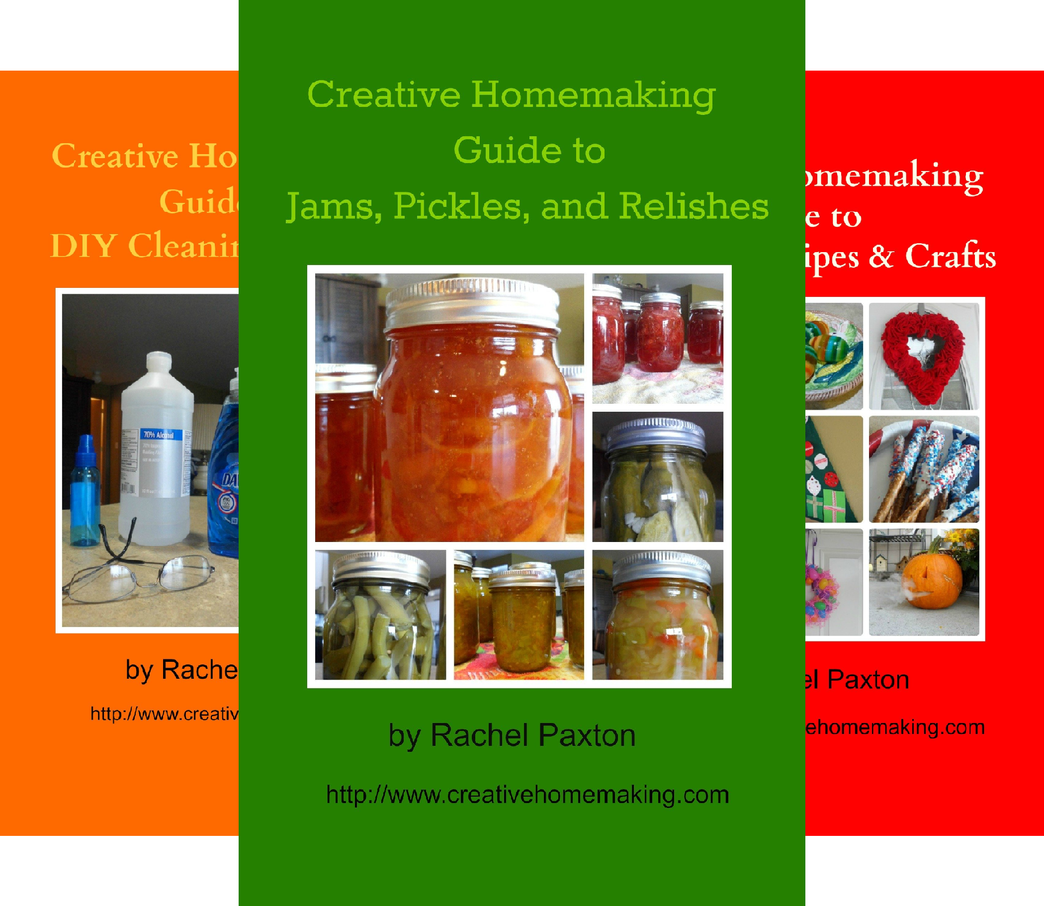 Creative Homemaking (11 Book Series)