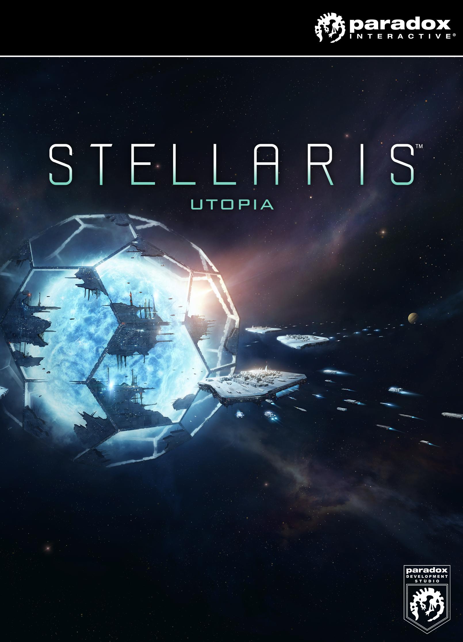 Stellaris: Utopia [PC/Mac Code - Steam]