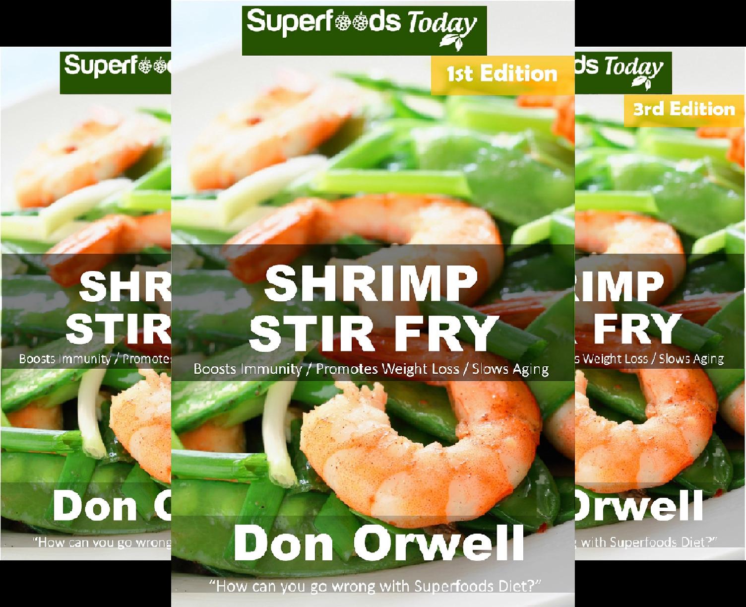 Shrimp Stir Fry (5 Book Series)