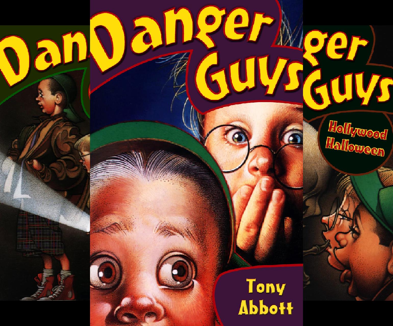 Danger Guys (6 Book Series)