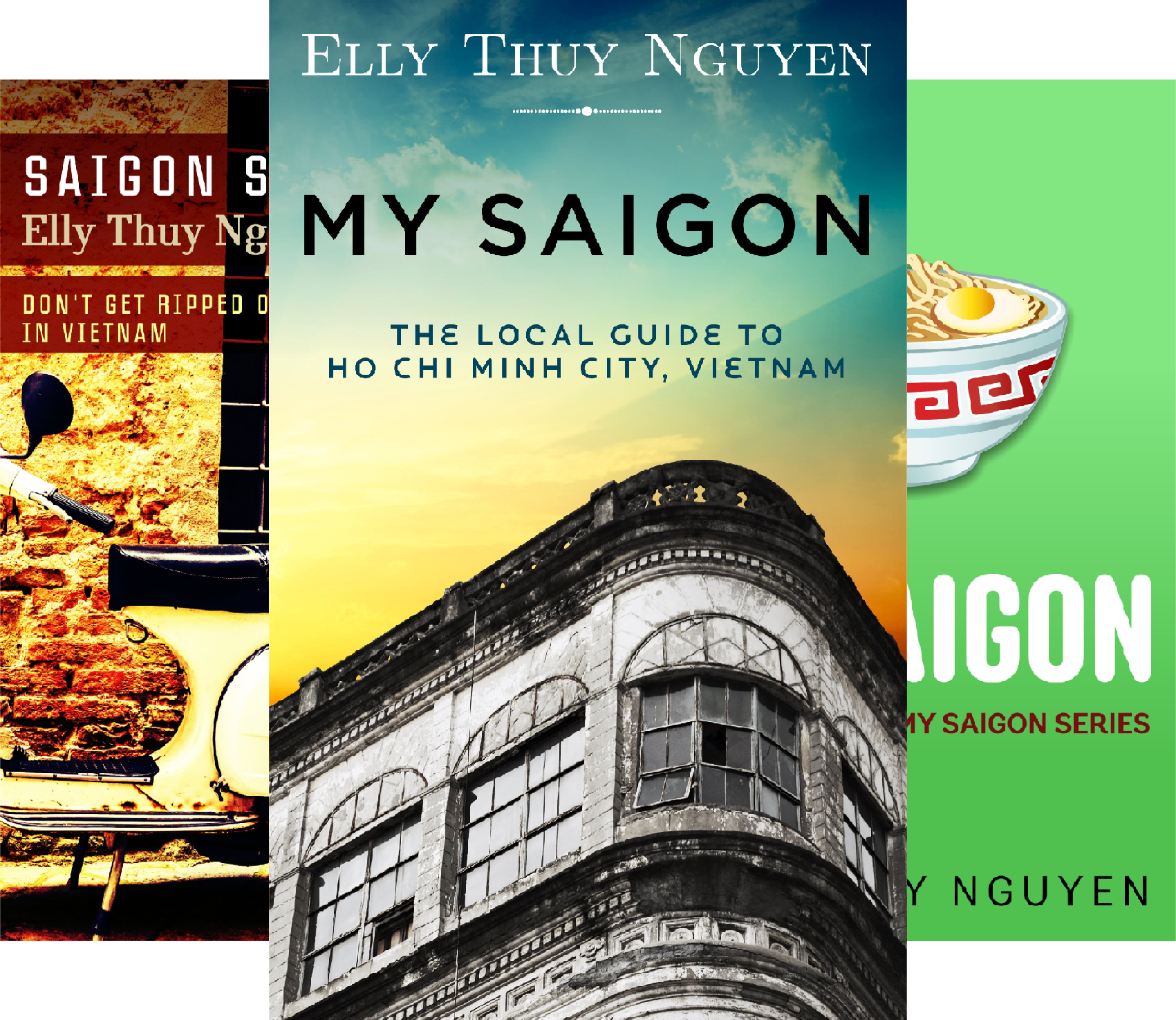 My Saigon (7 Book Series)