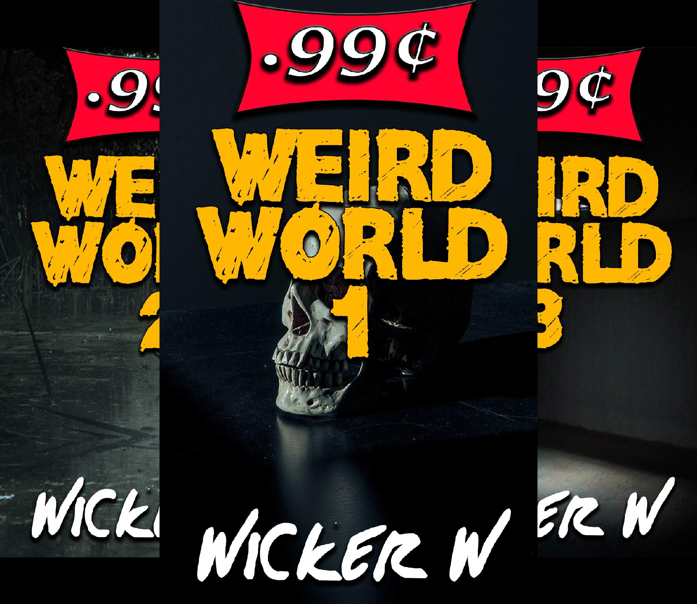 Weird World (6 Book Series)