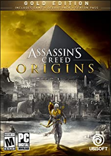 Assassin's Creed Origins - Gold Edition [PC Code - Uplay] (B071X7LXLG) | Amazon price tracker / tracking, Amazon price history charts, Amazon price watches, Amazon price drop alerts