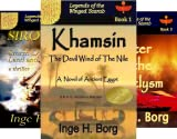 Legends Of The Winged Scarab (5 Book Series)