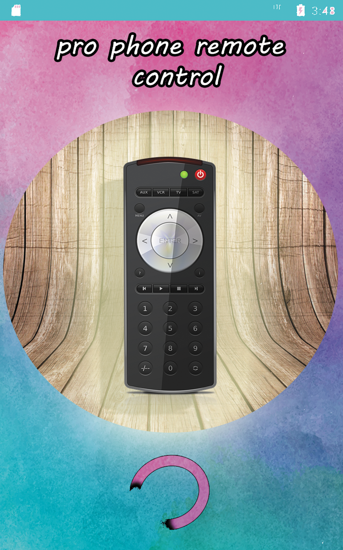 Zoom IMG-2 pro tv remote control phone