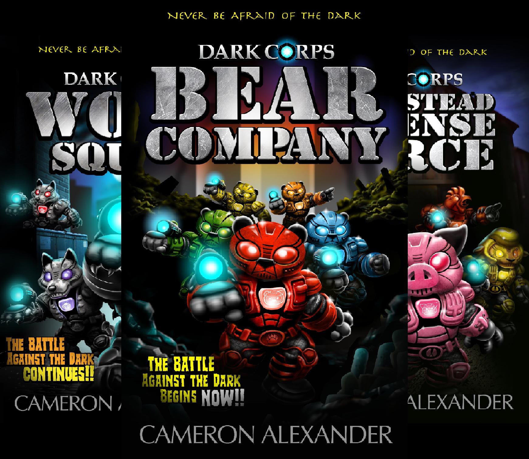 Dark Corps (9 Book Series)