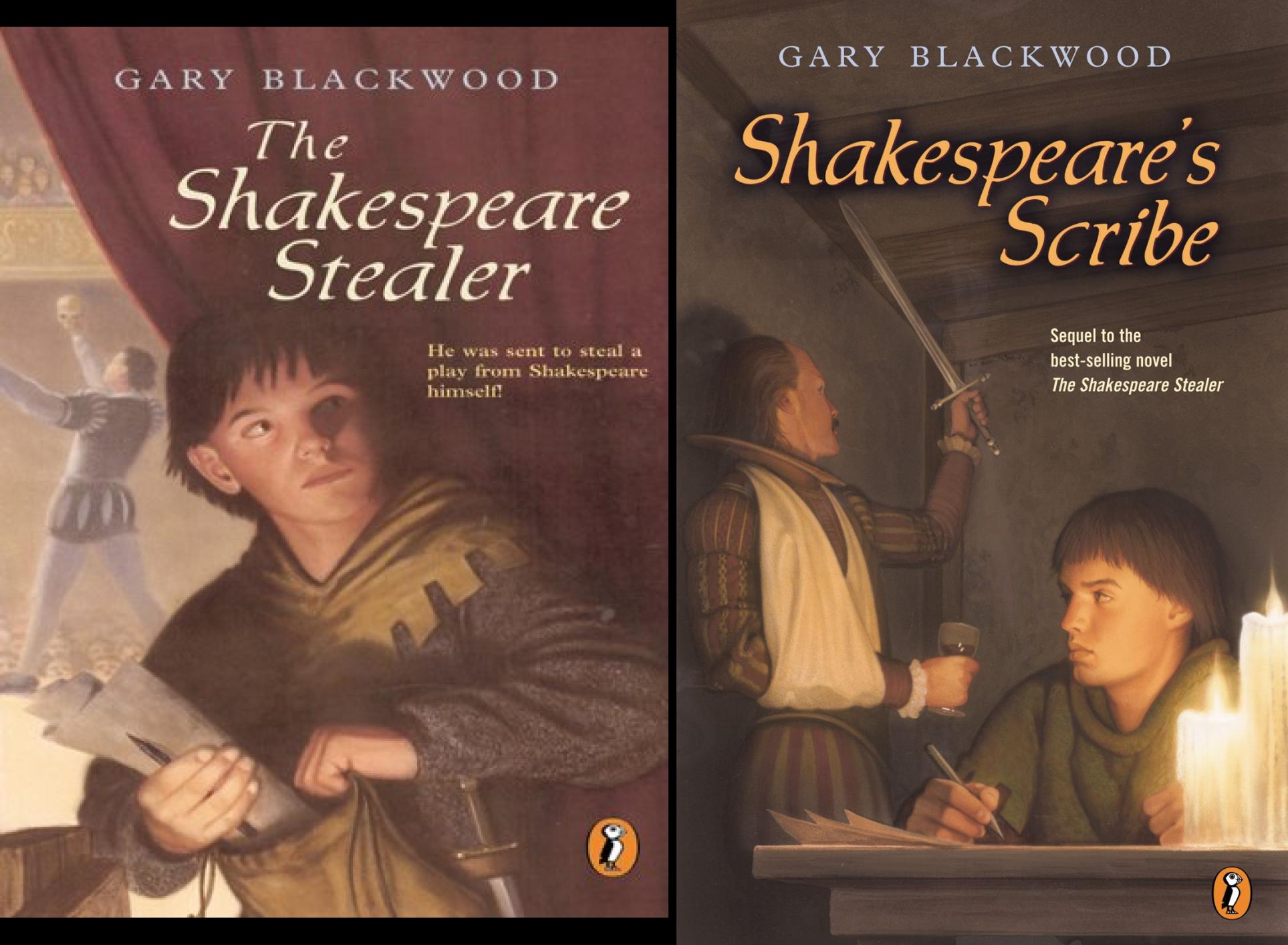 Shakespeare Stealer (2 Book Series)