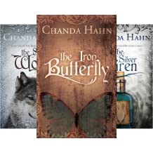 The Iron Butterfly Series (3 Book Series)
