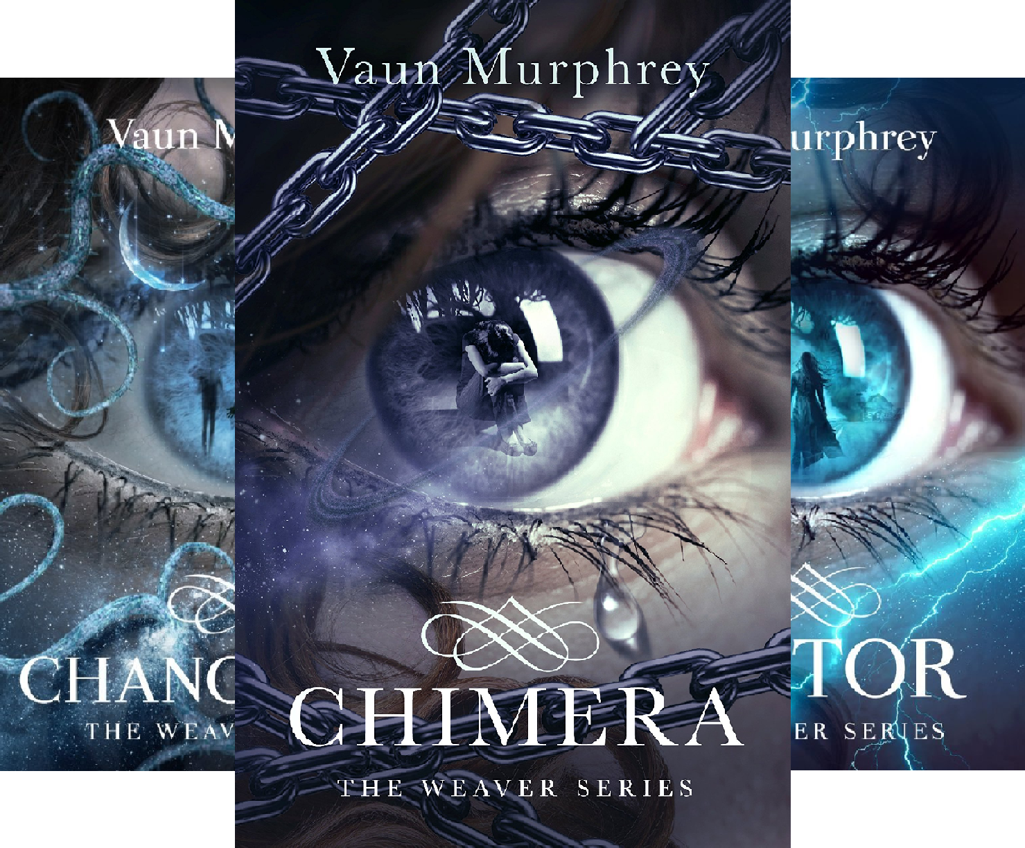 The Weaver Series (4 Book Series) book cover