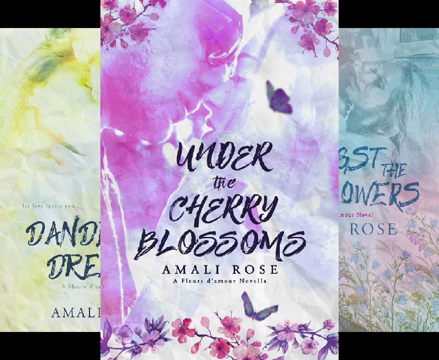 Fleurs d'Amour Novella (4 Book Series)
