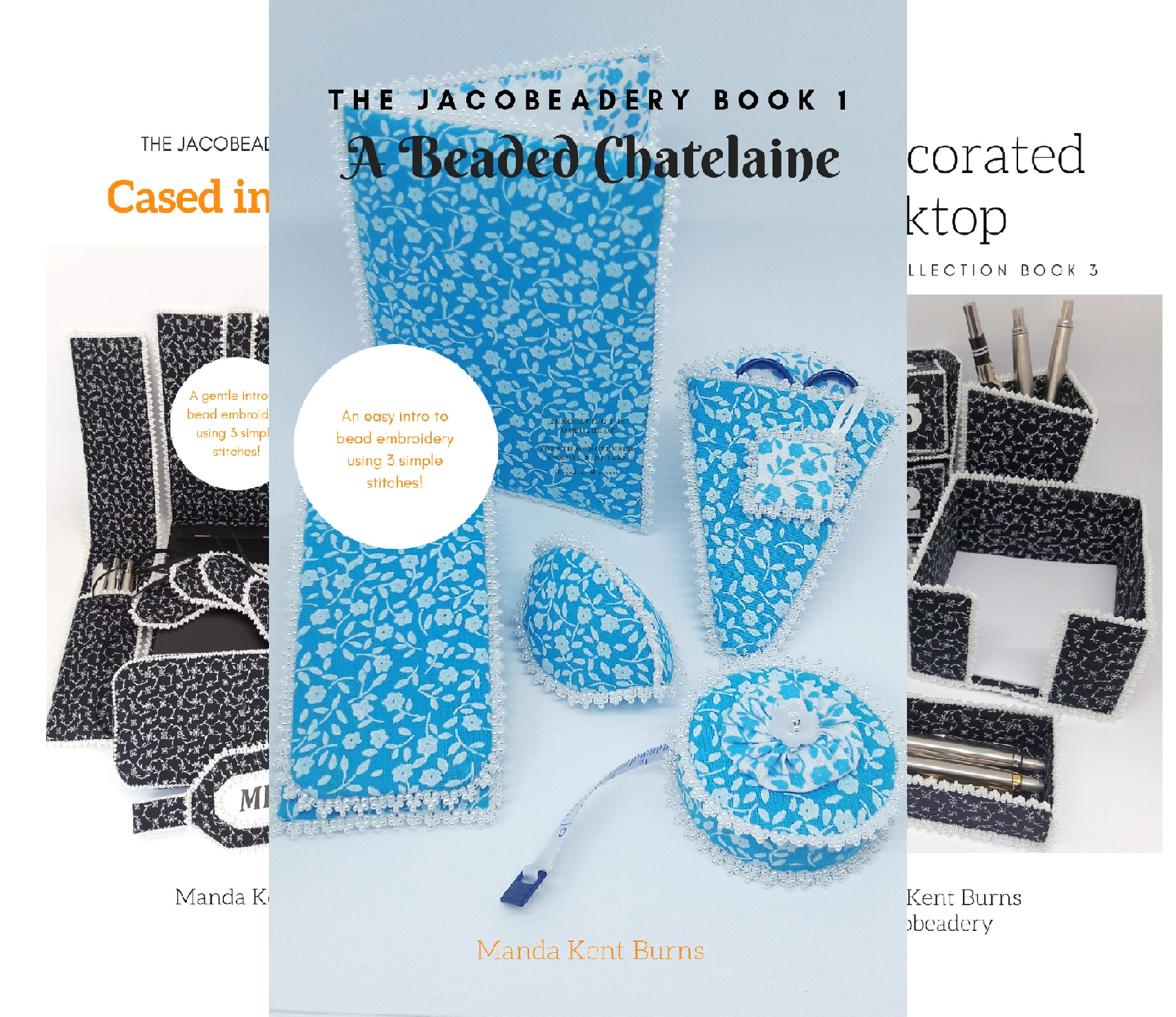 The Jacobeadery Cottons Collection (5 Book Series)