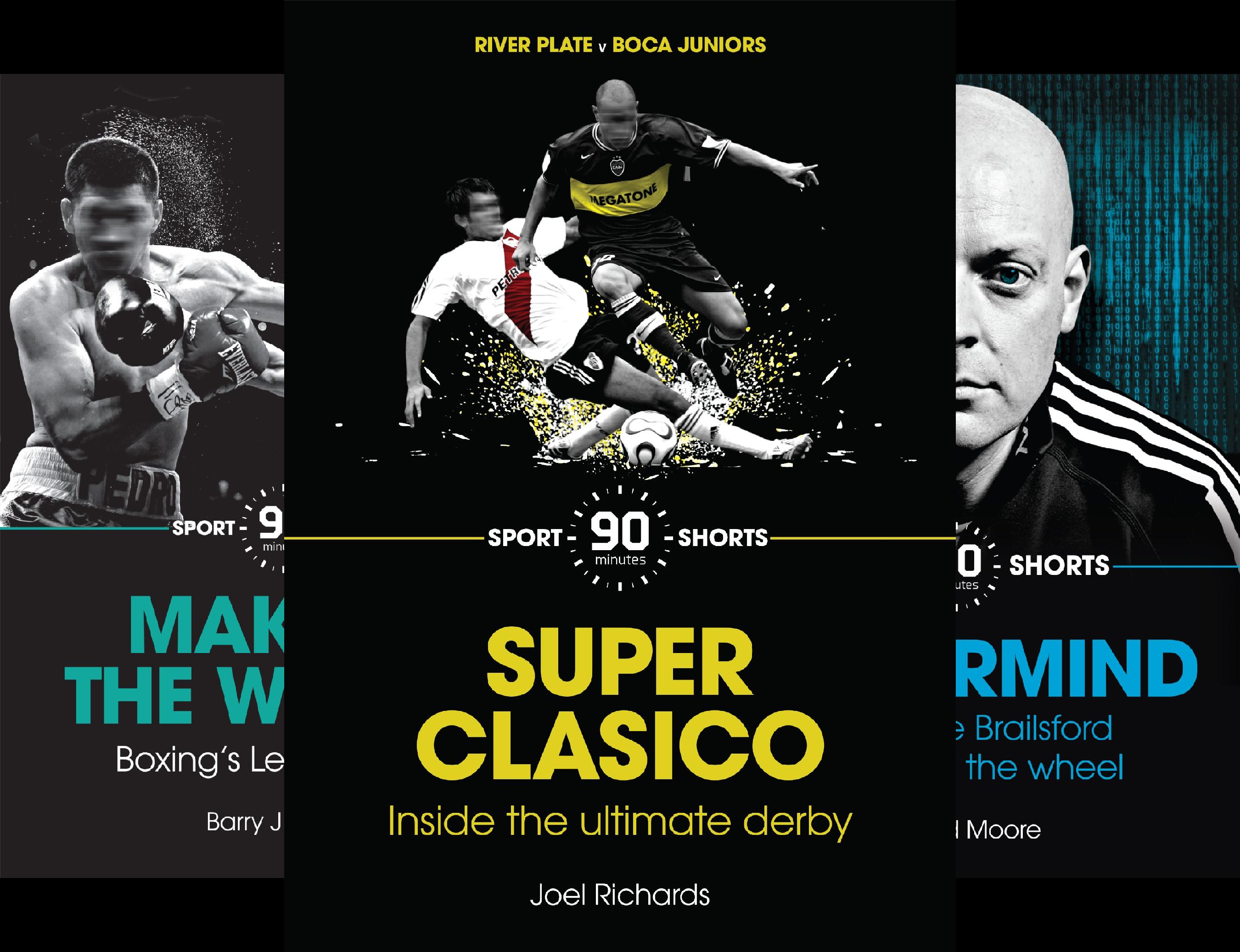 90 Minutes Shorts (4 Book Series)
