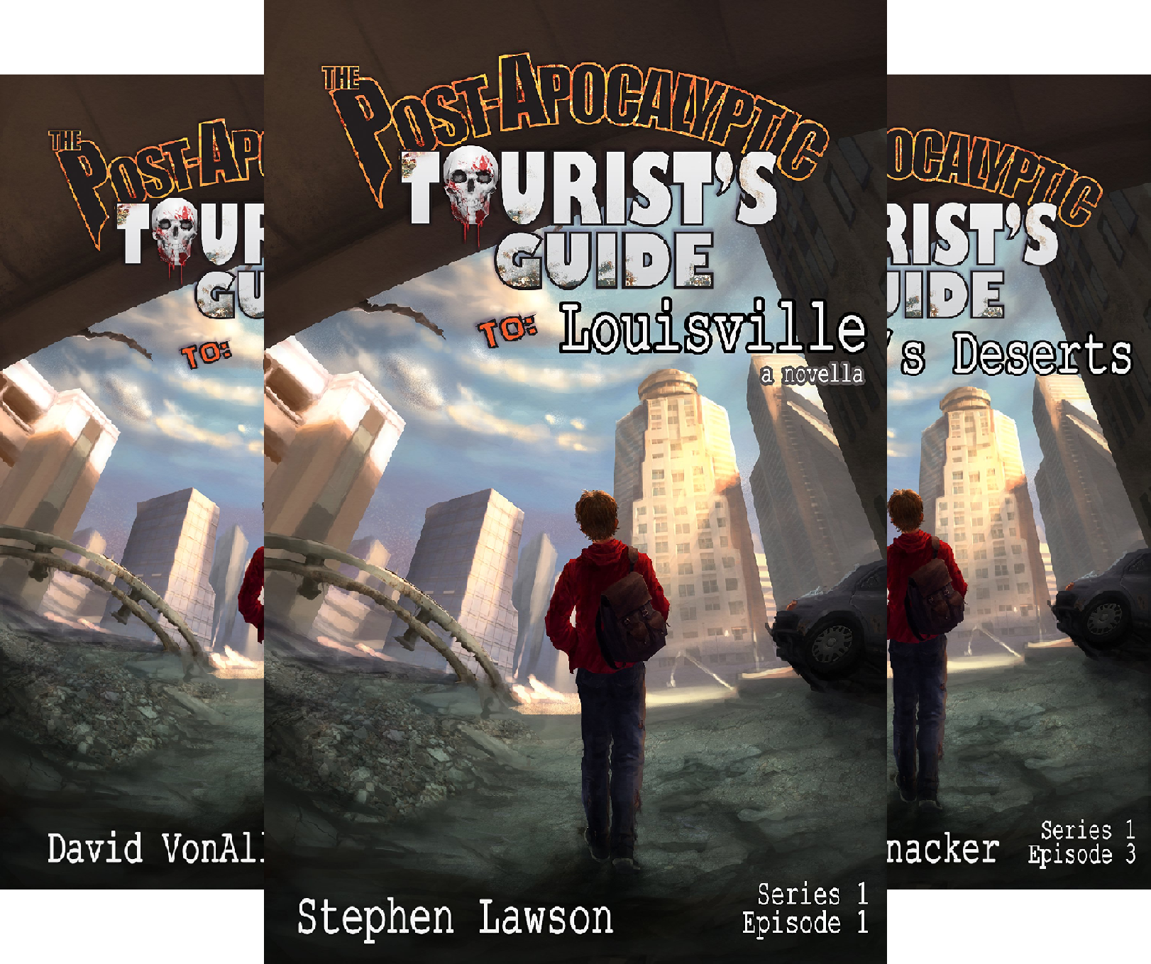 The Post-Apocalyptic Tourist's Guide (6 Book Series)