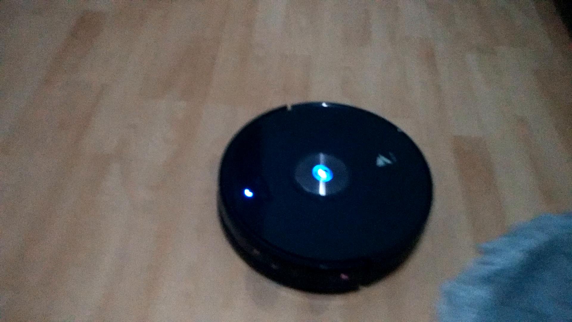 Hosome Robot Aspirador 1500Pa Succión Potente, Control Remoto por ...